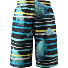 Reima Cancun Svømmeshorts Unge, cyan blue